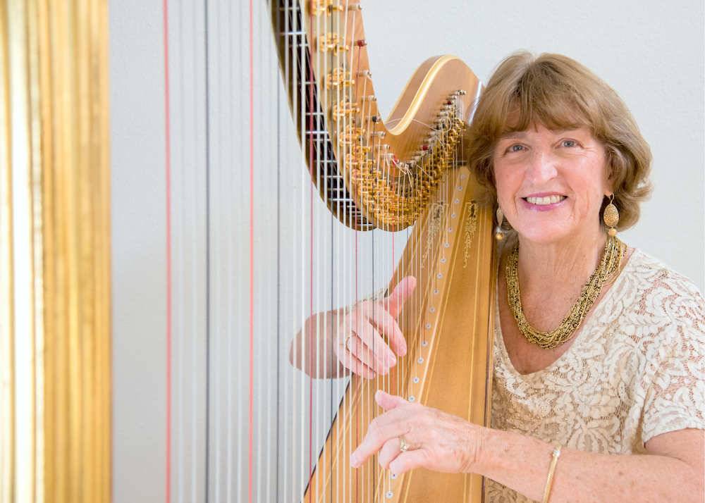 Denver Harpist Barbara Lepke-Sims